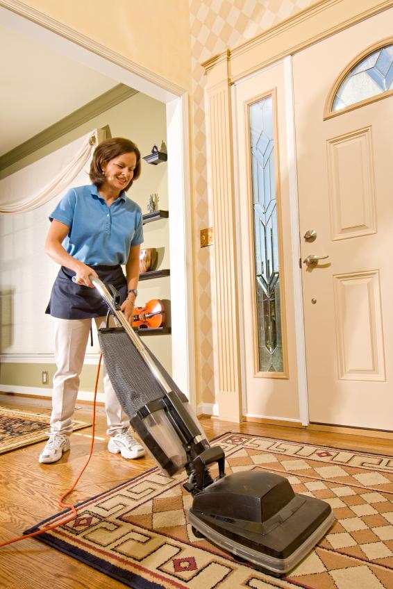 Ihre Gute Fee sorgt für Sauberkeit im ganzen Haus
