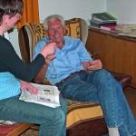 Seniorenbetreuung von Ihre gute Fee