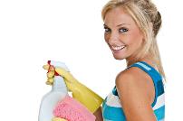Zur Dienstleistung Wohnung putzen